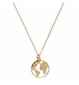 COLLAR WORLD GOLD GRANDE-0