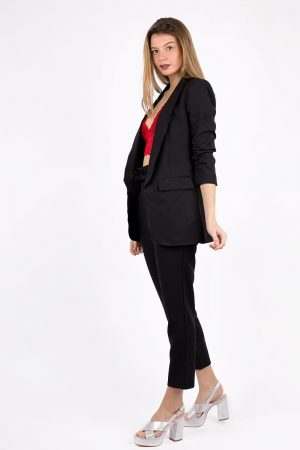 BLAZER SMOKING NEGRO-0