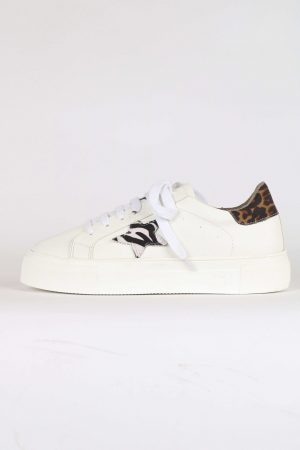 SNEAKER GOLDEN WHITE -0